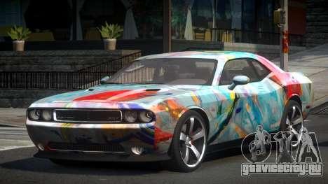 Dodge Challenger SRT GS-U S6 для GTA 4