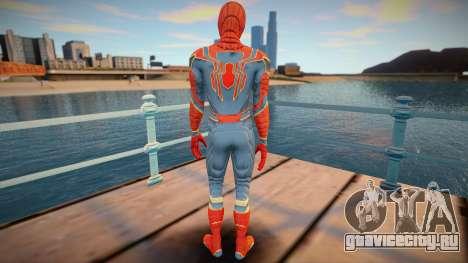 Iron Spider Armor v1 для GTA San Andreas