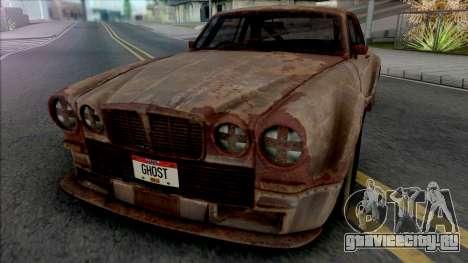 Jaguar XJC Broadspeed для GTA San Andreas