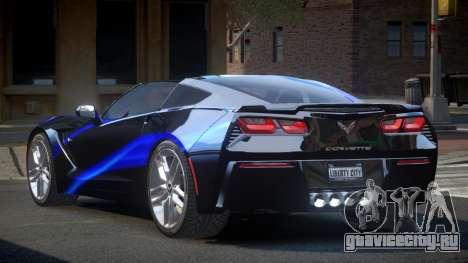 Chevrolet Corvette BS Z51 S3 для GTA 4