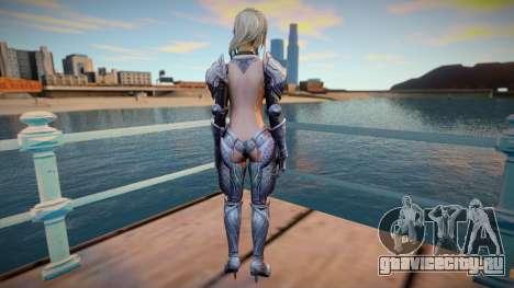 Lightning skin v2 для GTA San Andreas
