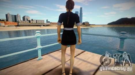 Lara Croft: Costume 2 для GTA San Andreas