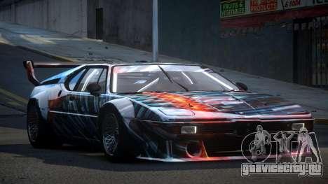 BMW M1 IRS S8 для GTA 4