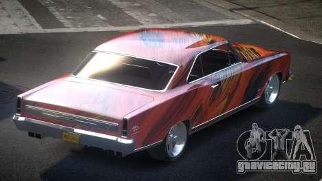 Chevrolet Nova PSI US S3 для GTA 4