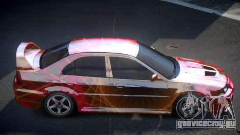 Mitsubishi Lancer VI U-Style S1 для GTA 4