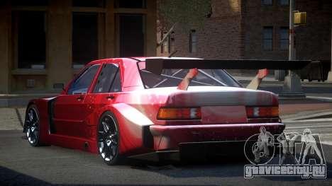 Mercedes-Benz 190E GST-U S3 для GTA 4