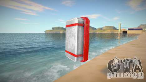First Aid Kit from Silent Hill Downpour для GTA San Andreas