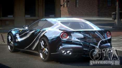 Ferrari F12 BS Berlinetta S8 для GTA 4