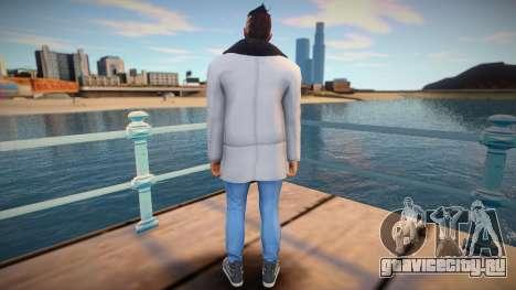 Guy 28 from GTA Online для GTA San Andreas