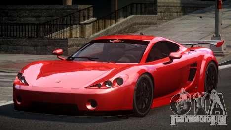 Ascari A10 BS-U для GTA 4