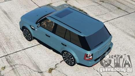 Range Rover Sport Supercharged (L320) 2009 v2.0
