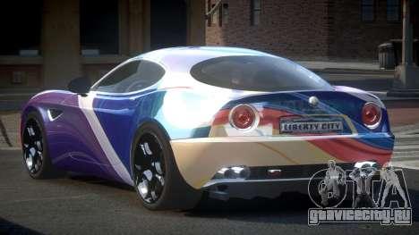 Alfa Romeo 8C US S7 для GTA 4