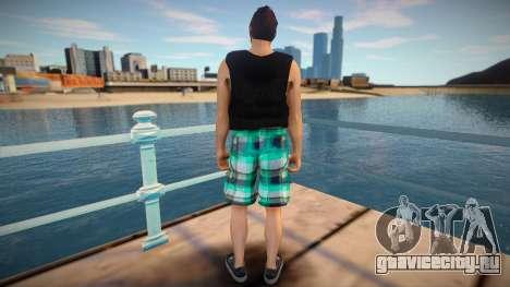Guy 47 from GTA Online для GTA San Andreas