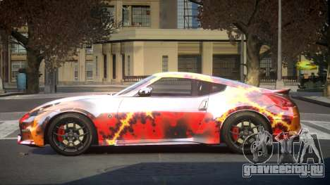 Nissan 370Z GS-R S7 для GTA 4