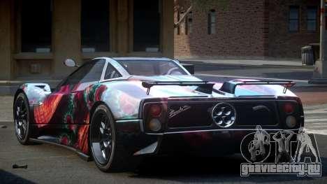 Pagani Zonda BS-S S9 для GTA 4