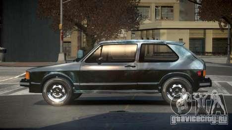 Volkswagen Rabbit GS S8 для GTA 4