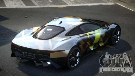 Jaguar C-X75 SP-U S1 для GTA 4