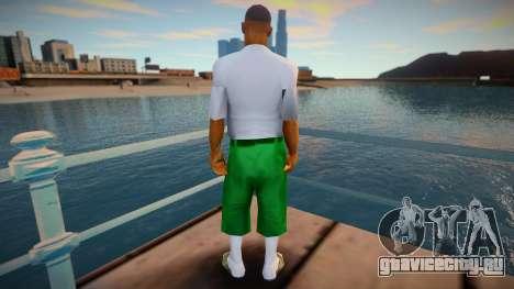 Grove Street New Gang v3 для GTA San Andreas