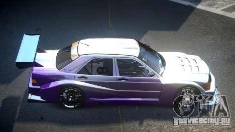 Mercedes-Benz 190E GST-U S1 для GTA 4