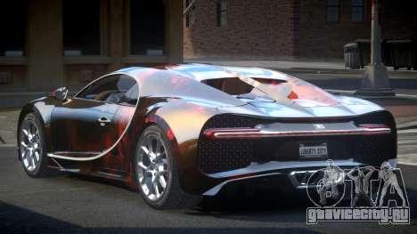 Bugatti Chiron BS-R S8 для GTA 4