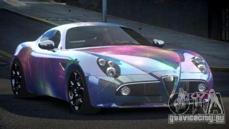 Alfa Romeo 8C US S10 для GTA 4