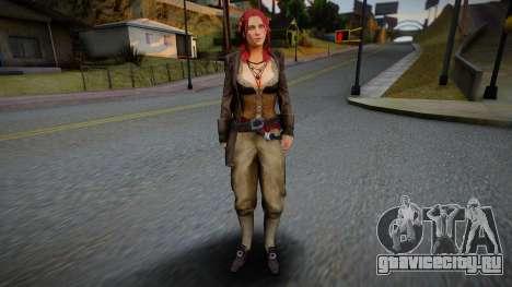 Anne Bonny для GTA San Andreas