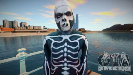 Bully Halloween Skin для GTA San Andreas