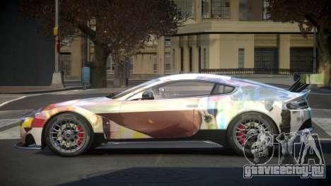 Aston Martin PSI Vantage S1 для GTA 4