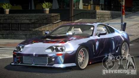 Toyota Supra iSI S5 для GTA 4