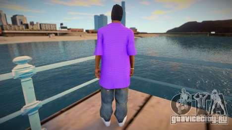 Ballas 3 для GTA San Andreas