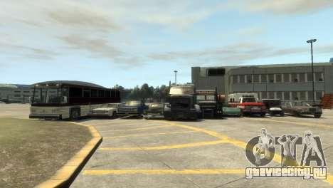Vehicle Pack SA для GTA 4