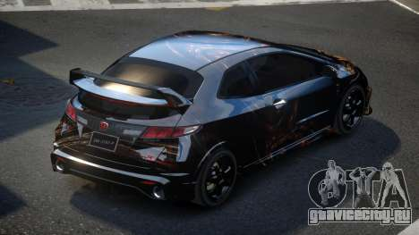 Honda Civic SP Type-R S4 для GTA 4