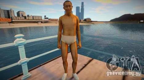 Mr Libido - Yakuza 0 для GTA San Andreas