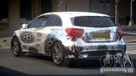 Mercedes-Benz A45 US S10 для GTA 4
