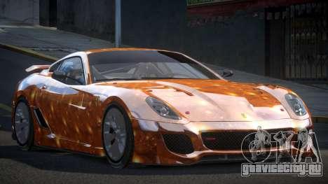 Ferrari 599 BS-U-Style S3 для GTA 4