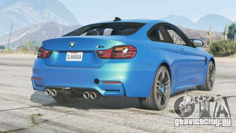 BMW M4 coupe (F82) 2014〡add-on