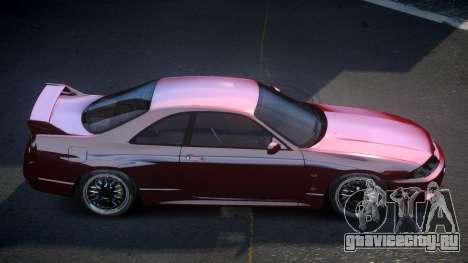 Nissan Skyline R33 US для GTA 4