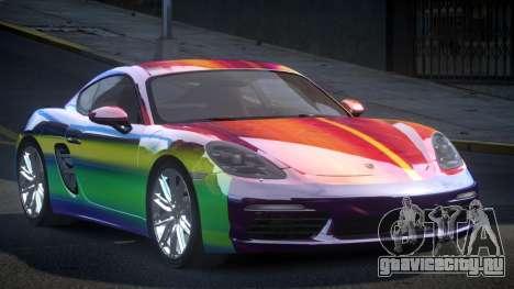 Porsche 718 U-Style S9 для GTA 4