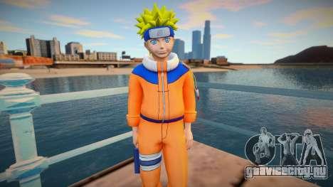 Naruto (good skin) для GTA San Andreas