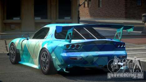 Mazda RX-7 iSI S2 для GTA 4