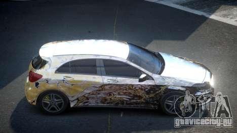 Mercedes-Benz A45 US S4 для GTA 4