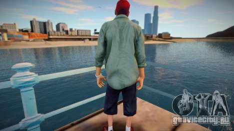 Zero new skin для GTA San Andreas