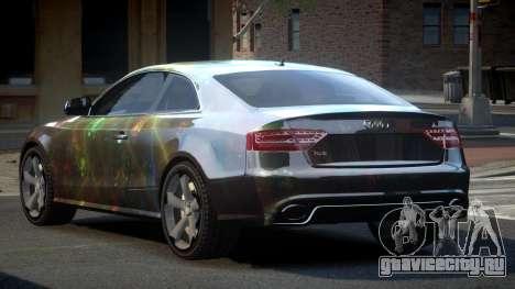 Audi RS5 BS-U S7 для GTA 4