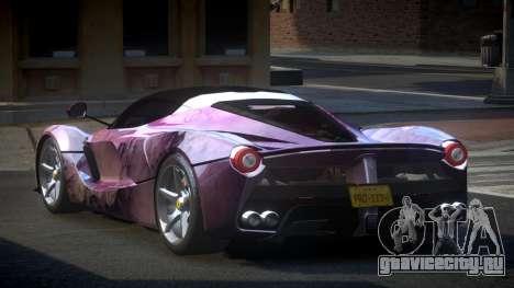 Ferrari LaFerrari PSI-U S2 для GTA 4