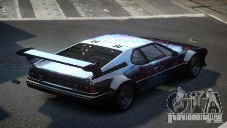 BMW M1 IRS S1 для GTA 4