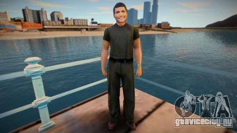 Chayanne для GTA San Andreas