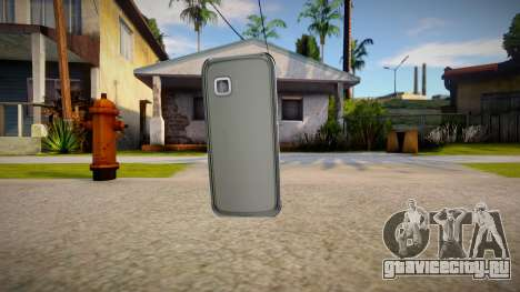 Nokia 5230 для GTA San Andreas
