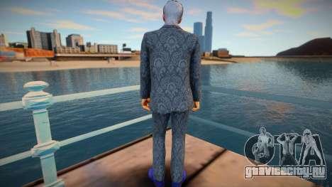 Vergil - Yakuza 6 для GTA San Andreas