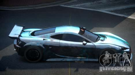 Ascari A10 BS-U S10 для GTA 4
