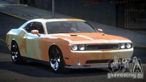 Dodge Challenger SP 392 S1 для GTA 4